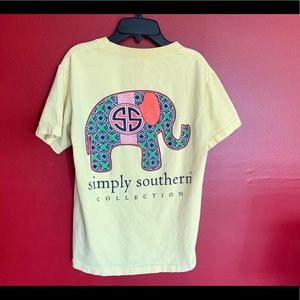 < Simply Southern Tee >